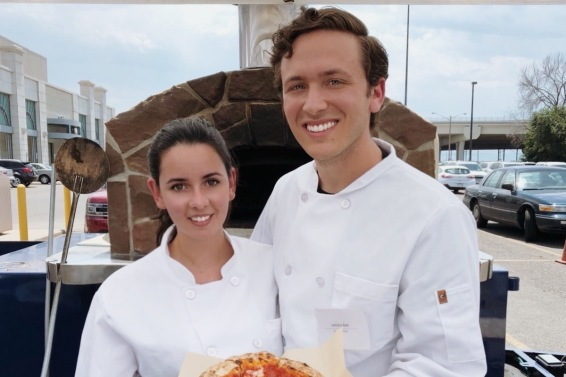 Urbino Pizza, Neapolitan-inspired pizza catering, craft pizza in san diego